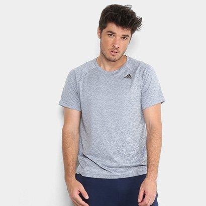 Camiseta Adidas D2M Mc Masculina