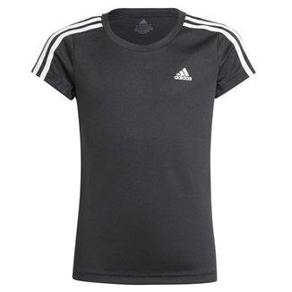 Camiseta Adidas Designed 2 Move 3 Stripes Infanti