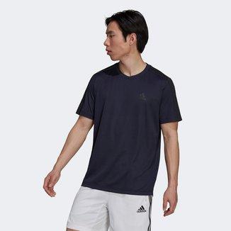 Camiseta Adidas Designed To Move 3-Stripes Masculina