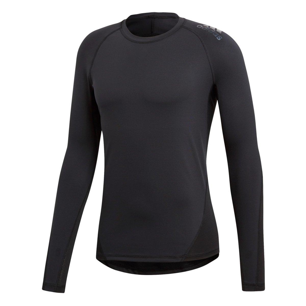 Camiseta Adidas DNA Sport Manga Longa Masculina - Compre Agora ... e3d0934704768