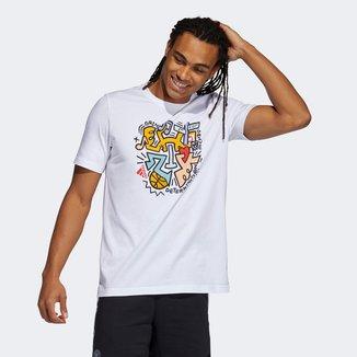 Camiseta Adidas Donovan 3 NYC Masculina
