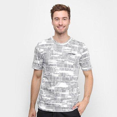 Camiseta Adidas Essentials AOP Masculina
