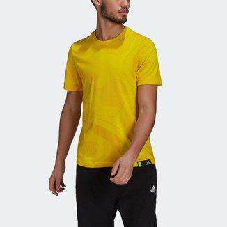 Camiseta Adidas Estampada Sportswear Footwear Masculina