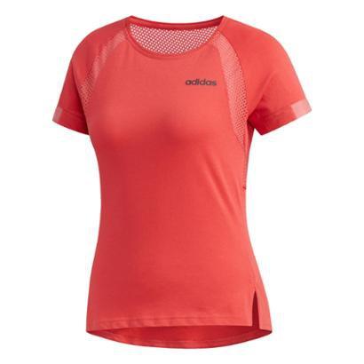 Camiseta Adidas Fast And Confident Cool Tee Feminina