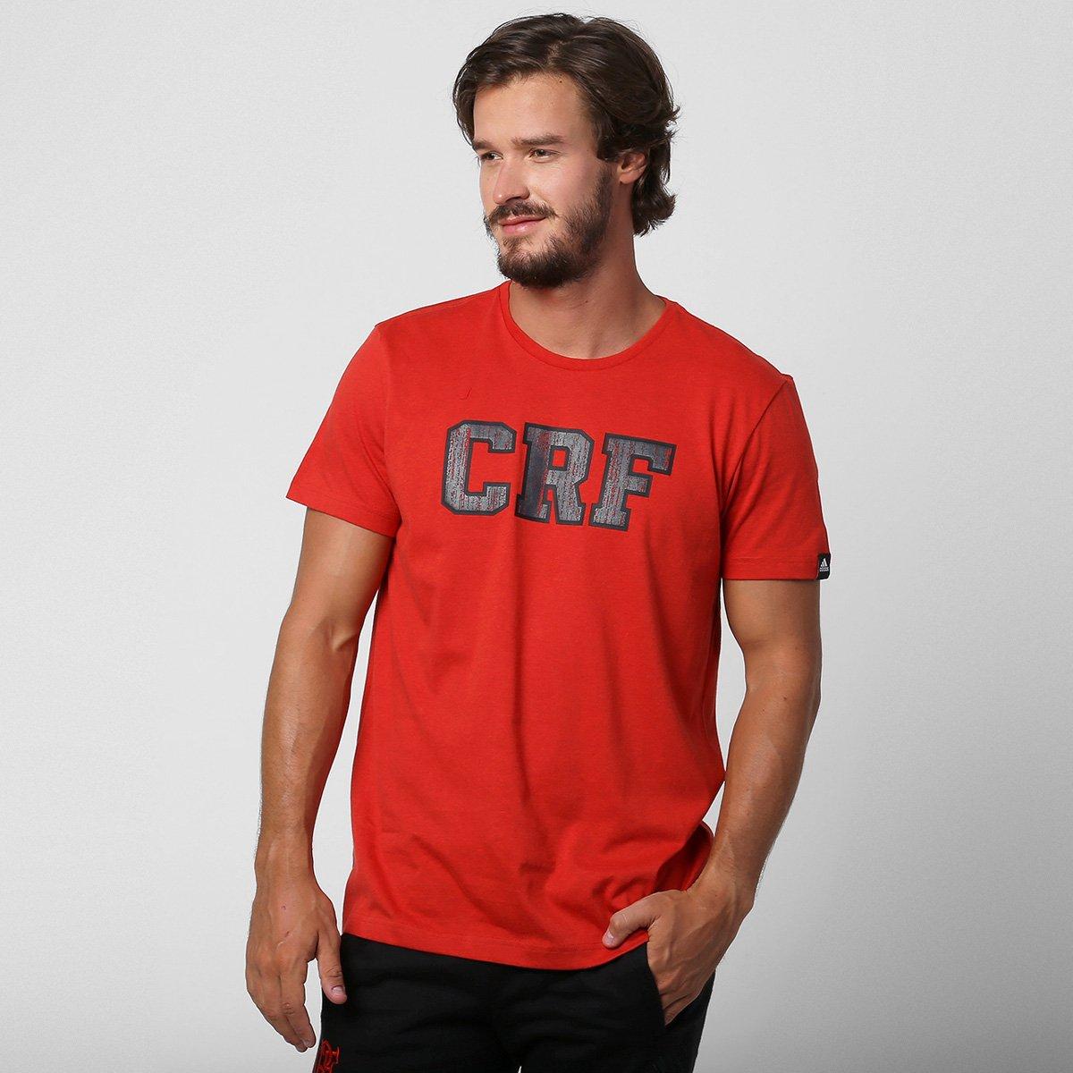 3a006e1c0b Camiseta Adidas Flamengo Gráfica - Compre Agora