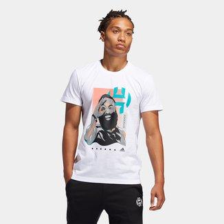 Camiseta Adidas Harden 3 Geek Up Masculina