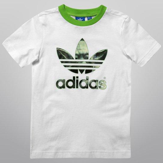 Tareas del hogar Mal humor Intolerable  Camiseta Adidas J Star Wars Y Infantil | Netshoes