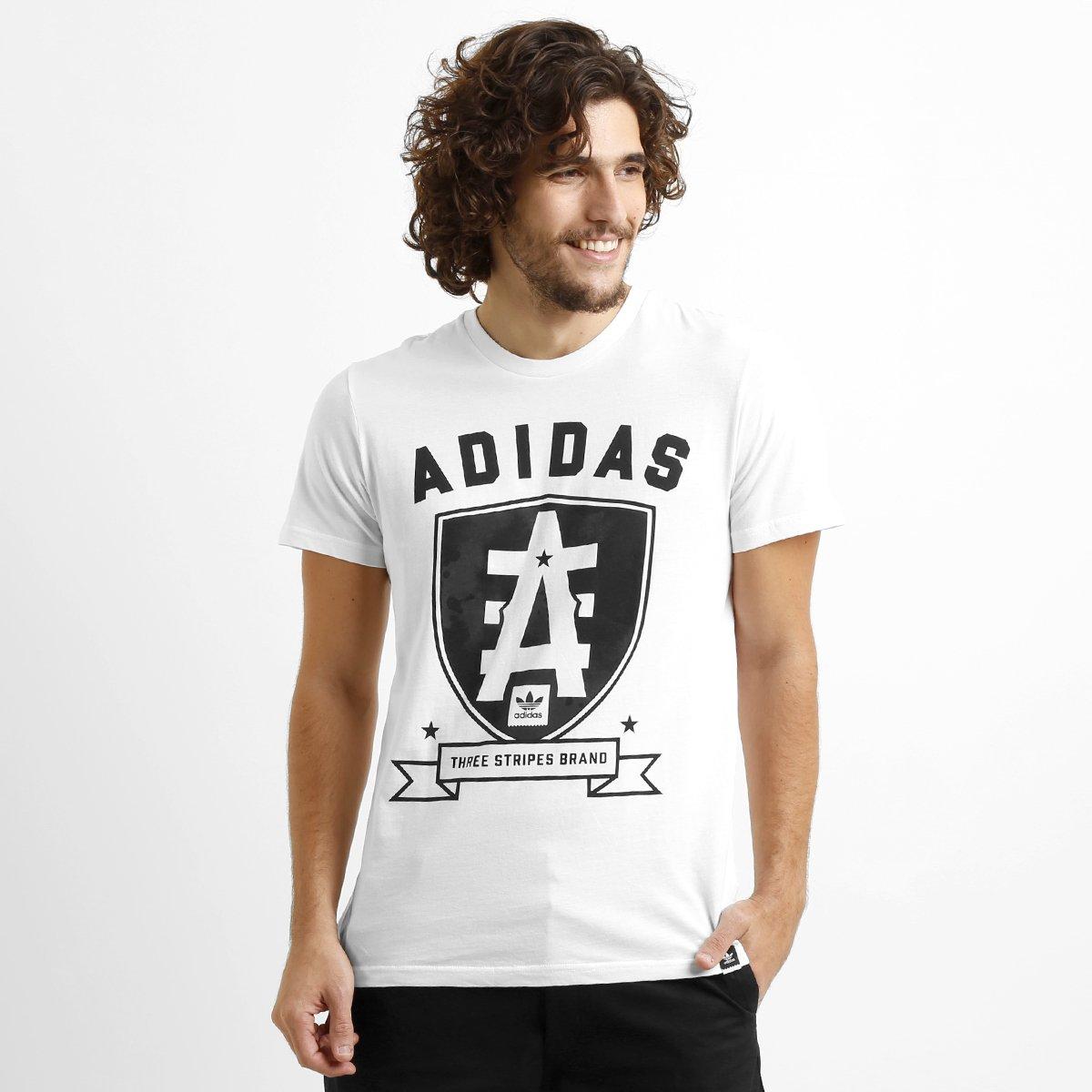 Camiseta Adidas League D2D - Compre Agora  b7411b75f885e
