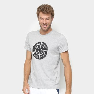 Camiseta Adidas Live By The Ball Masculina