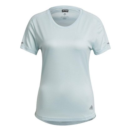 Camiseta Adidas Manga Curta Run IT Feminina H31028