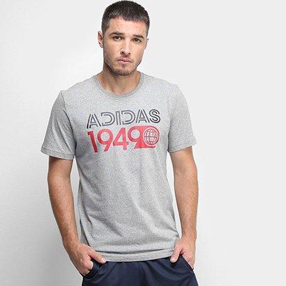 Camiseta Adidas Mh Lineage Masculina