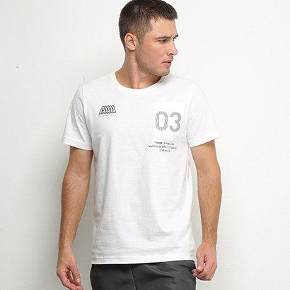 Camiseta Adidas MH Pocket Masculina