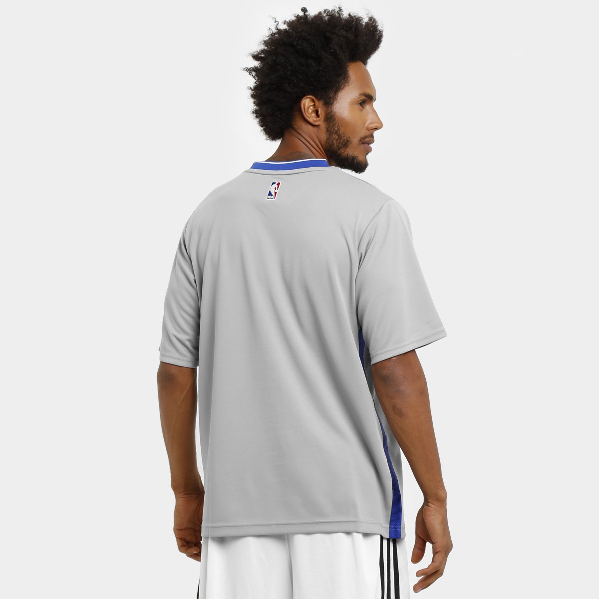 Camiseta Adidas NBA Brooklyn Nets Alternate - Netshoes