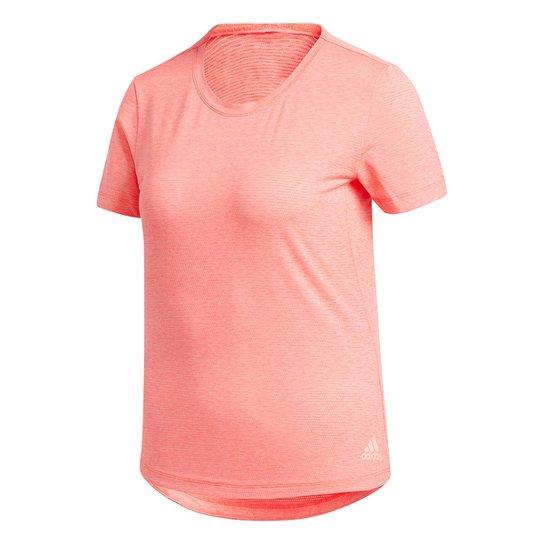 Camiseta Adidas Performance Feminina - Pink