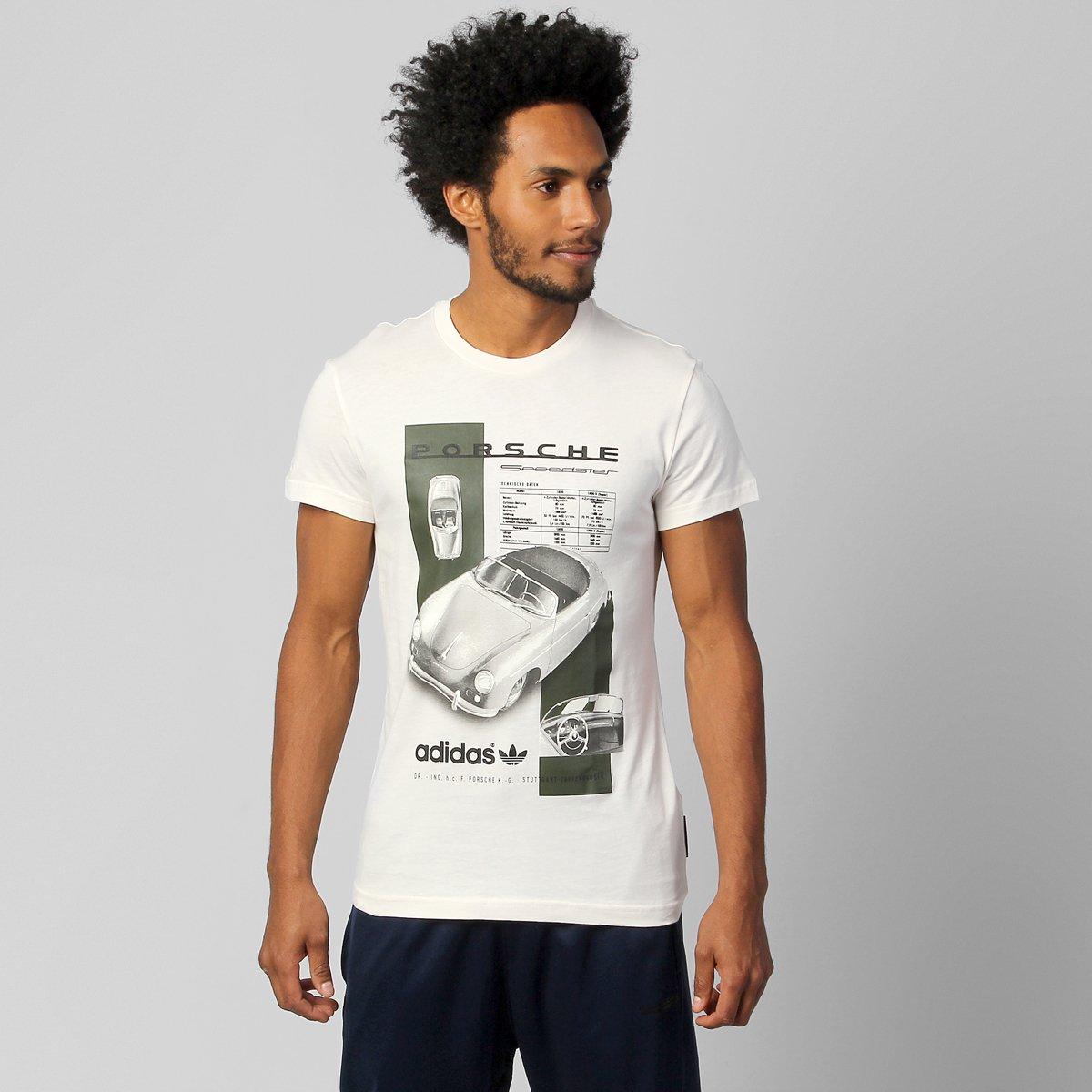 camiseta adidas porsche