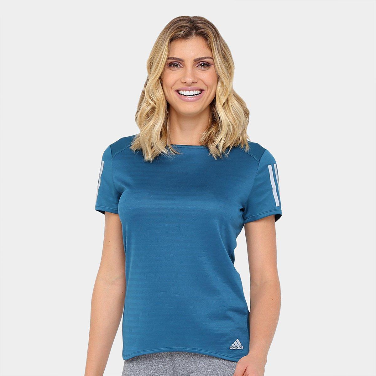 17f7737a0c956 Camiseta Adidas Response Feminina - Compre Agora