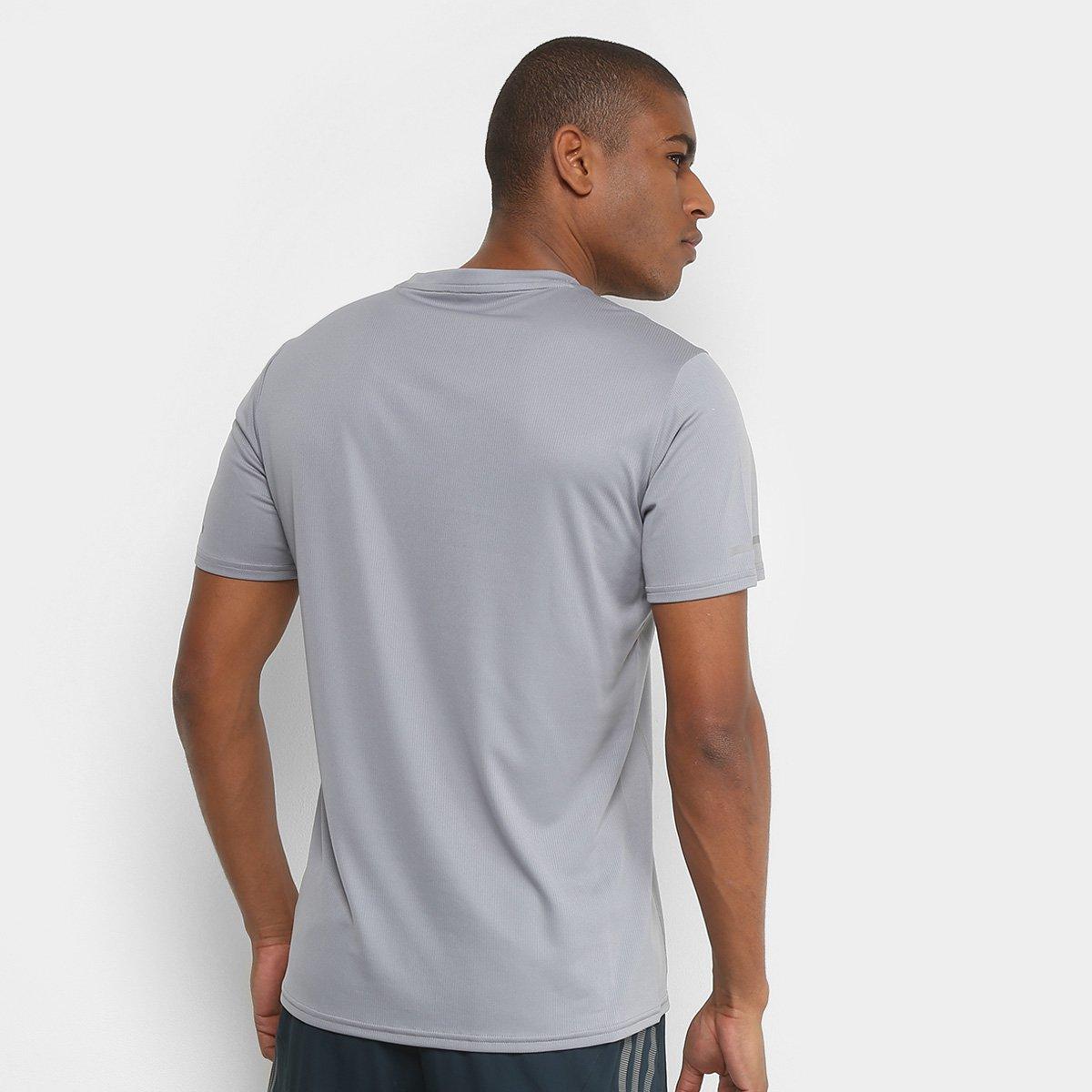 Camiseta Adidas Run Masculina  Camiseta Adidas Run Masculina ... 8cd11f68774bb