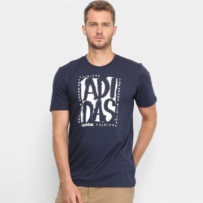 Camiseta Adidas Stamp Masculina