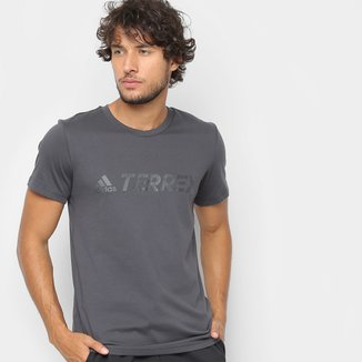 Camiseta Adidas Terrex Logo Masculina