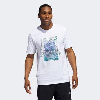 Camiseta Adidas Throwback Boss Masculina