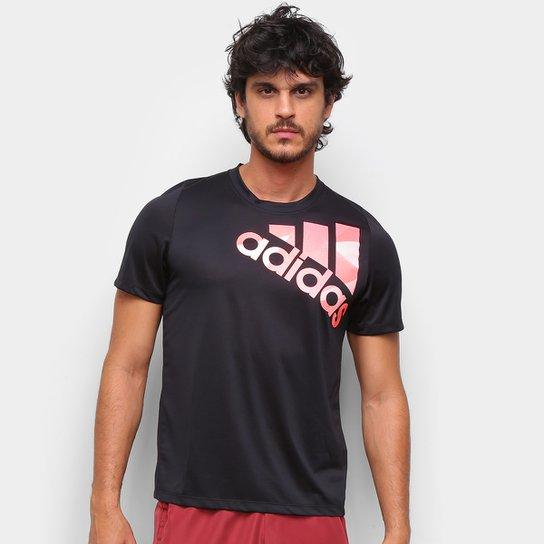 Camiseta Adidas Tky Olympic Bos Masculina - Preto