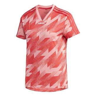 Camiseta Adidas W C Tee Feminina