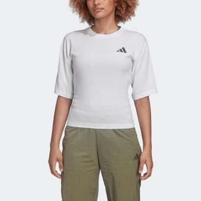 Camiseta Adidas W Graphic Tee Feminina - Feminino