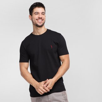 Camiseta Aleatory Básica Masculina