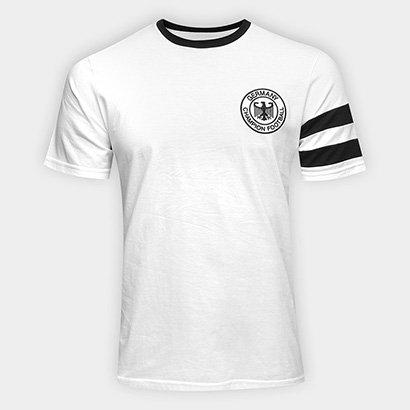 A Camiseta Alemanha Capitães Retro Times Masculina é um modelo inspirado na  Camisa usada pela Seleção 64417aa3cc811