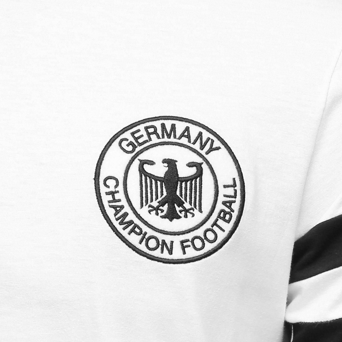 Camiseta Alemanha Capitães 1974 Retrô Times Masculina - Compre Agora ... 5fbd718deff71