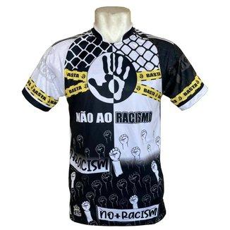 Camiseta Anti Discriminação / Preconceito / Injúria Racial Racismo Racista - M