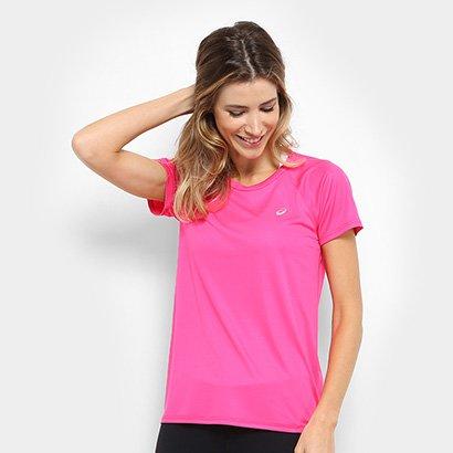 Camiseta Asics Core Pes Ss II Feminina