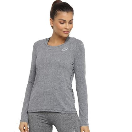 Camiseta Asics Core Running PA LS Tee Feminina WRB4333-96
