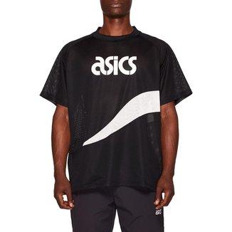 Camiseta Asics JSY Sports Moment Masculina