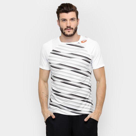 Camiseta Asics Tennis SS - Branco
