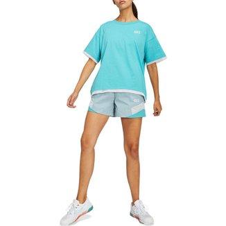 Camiseta Asics Tiger Breathe Feminina