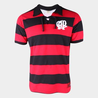 Camiseta Athletico Paranaense 1924 Retrô Mania Masculina