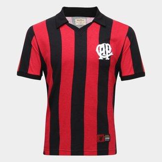 Camiseta Athletico Paranaense Retrô 1990 Masculina