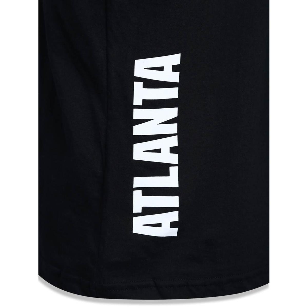 Camiseta Atlanta Falcons NFL New Era Masculina - Preto - Compre ... 0847af890397e