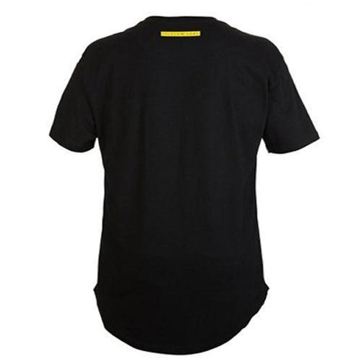 Preto Labs Labs Atlas Long Iridium Long Atlas Camiseta Iridium Preto Camiseta vqEAAx