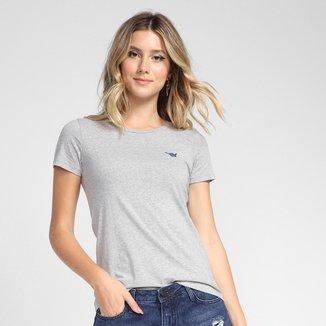 Camiseta Baby Look Hang Loose Sun Feminina