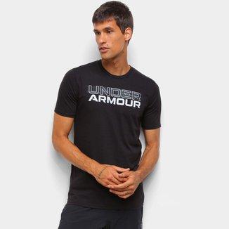 Camiseta Back Graphic Under Armour
