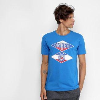 Camiseta Bahia Flag Umbro Masculina