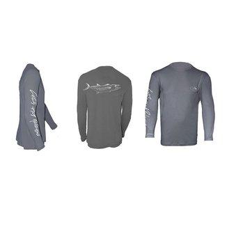 Camiseta Ballyhoo catch and release Sororoca  fator proteção solar 50  UPF