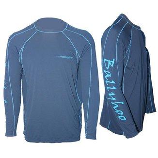 Camiseta Ballyhoo com recortes fator de proteção solar 50 UPF Masculina
