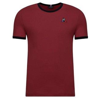 Camiseta Bar A Tee Ess Tee SS N.4 Vermelha - Le Coq Sportif