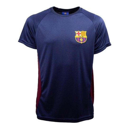 Camiseta Barcelona SPR Dallas Masculina - Azul Escuro