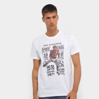 Camiseta Basic AS AFC Offensive Masculina