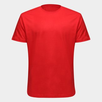 Camiseta Basic Blank Internacional Masculina