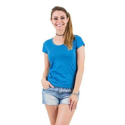 Camiseta Basica Feminina